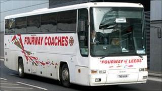Fourway Coaches coach