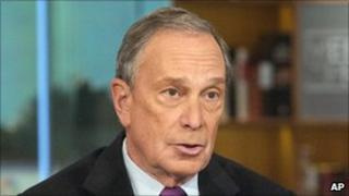 Michael Bloomberg on Meet the Press