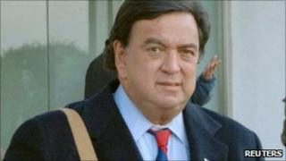 Bill Richardson, file picture