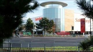Sainsbury's in Slough