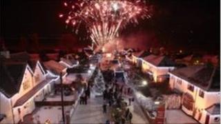 Seabank Road Christmas party