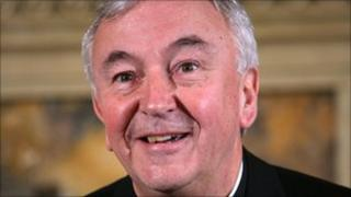 Archbishop of Westminster the Most Rev Vincent Nichols