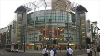 Manchester Arndale Centre