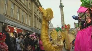 Newcastle Winter Carnival