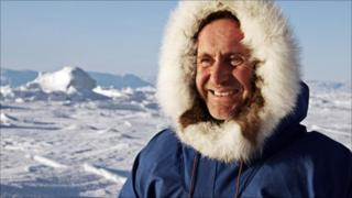 Bruce Parry in Greenland