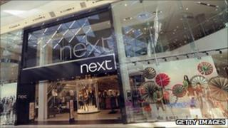 Next store, Westfield Centre, London