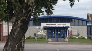 Rawmarsh School