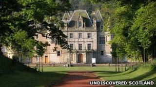 Callendar House (Pic: Undiscovered Scotland)