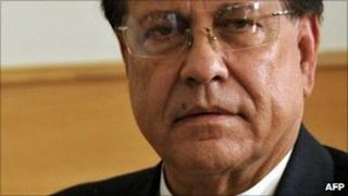 Punjab Governor Salman Taseer (file image from August 2010)