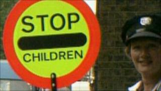 Generic school crossing patrol