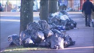 Bin bags in Birmingham