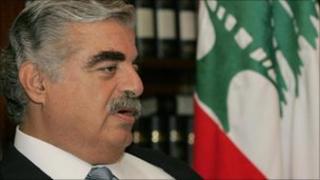 Rafik Hariri (Sept 2004)
