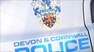 Police vehicle logo