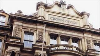 Crown Office building