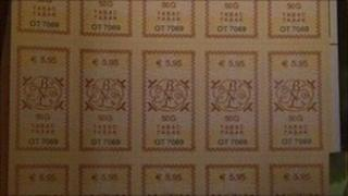 Counterfeit tax stamp codes found in Glasgow tobacco factory