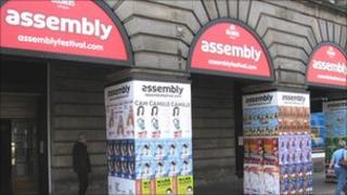 Assembly Rooms in George Street