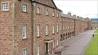 Fort George; pic courtesy Undiscovered Scotland