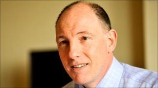 Shrewsbury and Telford Hospital NHS Trust chief executive Adam Cairns