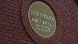 Burgh by Sands village hall