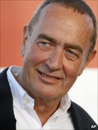 Bernd Eichinger at the German Film Prize in Berlin, Germany (24 April 2009)