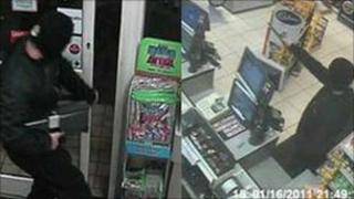 Images of Co-op robberies