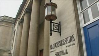 Shire Hall Gloucester