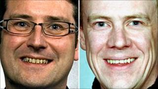 John Stewart and Kevin Stewart [Pictures: Aberdeen City Council]