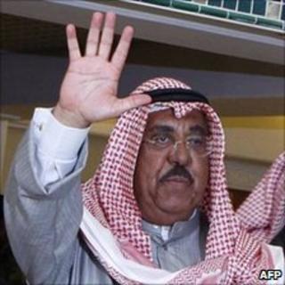 Sheikh Jaber al-Khaled al-Sabah