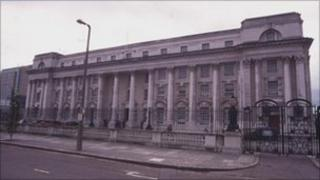 Belfast Magistrates Court