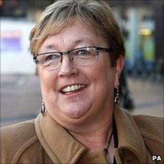 Jean Else, former dame