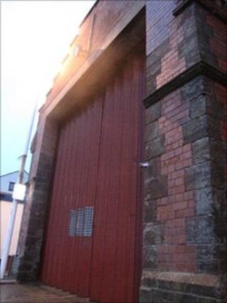 Hoylake Lifeboat house
