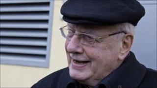 Cardinal Adrianus Simonis (file image from 25/1/2011)