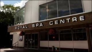 Royal Spa Centre (image supplied by theatre)
