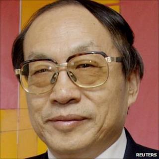 Liu Zhijun. File photo