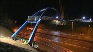 Redhayes bridge