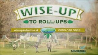 Smokefree South West TV ad campaign