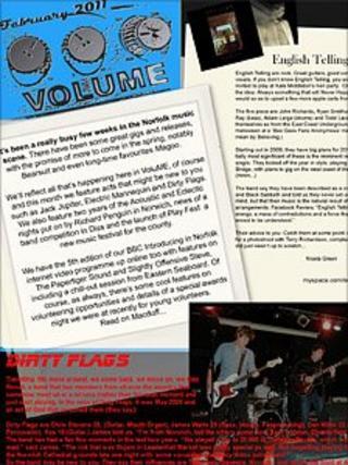 VoluME magazine extract