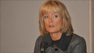 Andrea Hill, Suffolk County Council chief executive