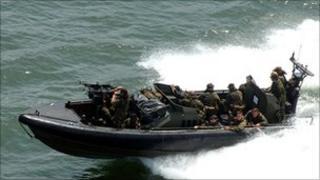 ORC Vella - MOD patrol boat