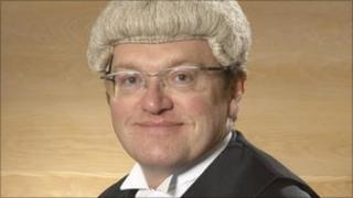 Second Deemster His Honour Andrew Corlett