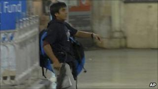 Mumbai gunman, identified as Mohammad Ajmal Amir Qasab