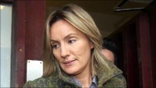 Hazel Stewart denies the murders of her husband Trevor Buchanan and Lesley Howell in 1991
