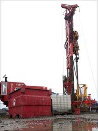 Newcastle borehole project
