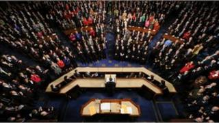 President Obama addresses Congress