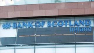 Bank of Scotland Ireland