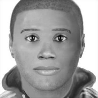 Canning Town robbery e-fit