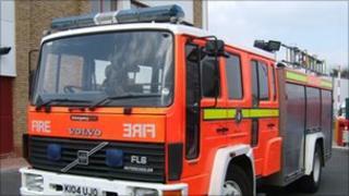 Buckinghamshire fire engine for sale