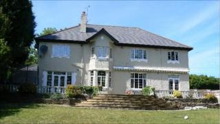 House for sale in Twyncyn, Dina Powys
