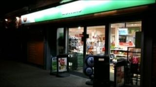 The Londis store in Abbotsbury Road