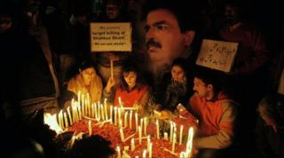 Civil rights activists mourn death of Shahbaz Bhatti - photo 3 March